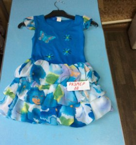 Новое платья для девочек