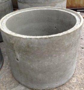Кольца для колодцев и канализации