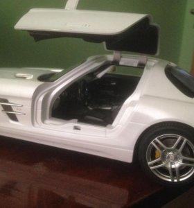 """Радиоуправляемая машина """"Mercedes-Benz SLS AMG"""""""