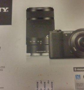 Продам фотоаппарат sony a5100