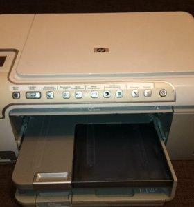 Принтер+Сканер+Копир HP