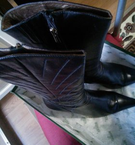 Женская обувь, демисезонные сапоги