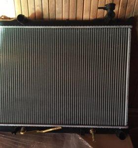 Радиатор основной для Kia Sorento 2002-2009