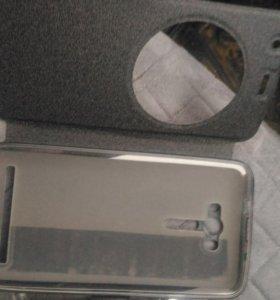 Чехол для Asus Zenfone 2 ze 550kl