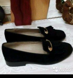 Продам туфли,новые .Покупались почти за 8