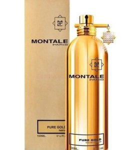 Montale Pure Gold 100 мл