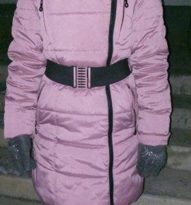 Куртка зимняя для девочки