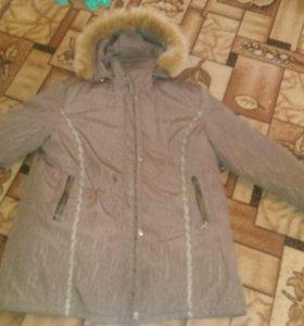 Зимняя куртка р60
