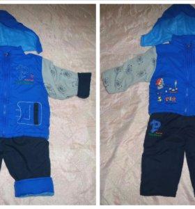 Демисизонный костюм (1-3 года)