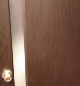 Дверное полотно на 80