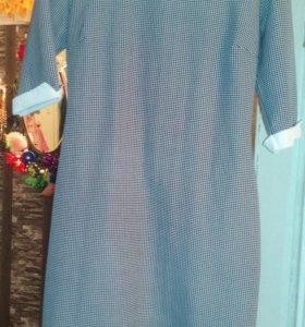Продам платье б/у 44-46