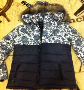 Куртка зимняя  52