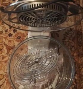 Аэрогриль hotter hx 1057 platinum