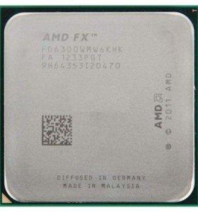 4,2Ггц 4 ядра Fx 4350 4300 4100