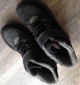 Зимние ботинки merrel