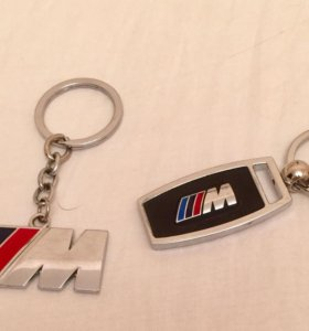 Брелки BMW ///M