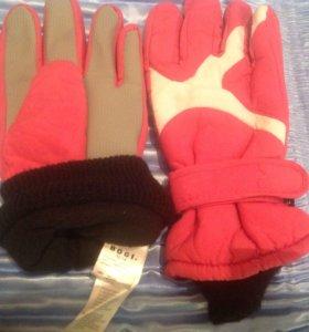 Лыжные перчатки BOGI , 12-14