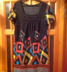 Платье (тёплое) L