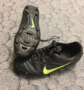 Бутсы футбольные Nike ctr360
