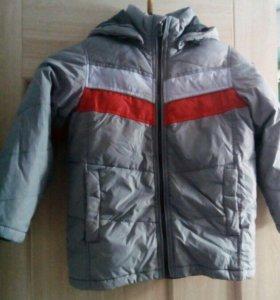 Куртка 6-7 лет