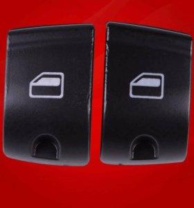 Кнопки стеклоподъёмников AUDI A2,A3,A4,A6A8,TT,Q7