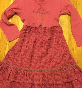 Платье для девочки продам