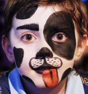 Аквагрим новый краска для лица