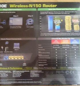 Asus Wi-Fi роутер (новый)