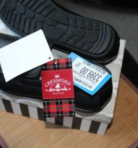 Туфли Chesford новые 39 размер
