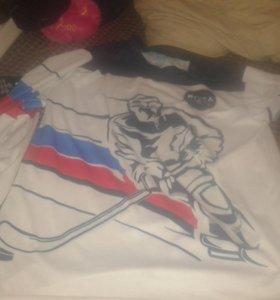 Хокейный свитер