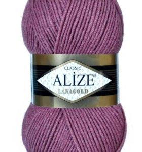 Пряжа ручного вязания