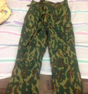 Ватные тёплые штаны новые(ватники)