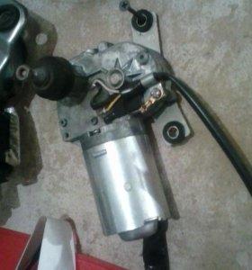 Мотор стеклоочистителя нива