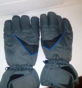 Перчатки детские, размер s, 6-8.