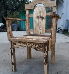 Мебель рученой работы
