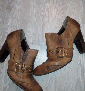 Дизайнерские ботиночки Adami ( Италия)