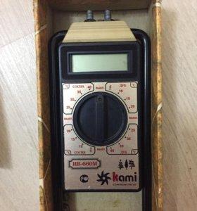 Измеритель влажности древесины ив-660м