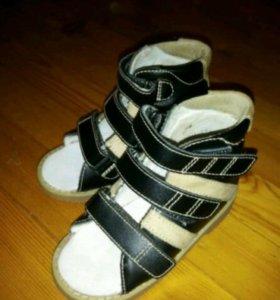 Ортопедические сандалии ортек, ortek