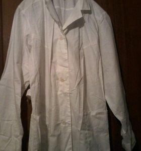 Белые  халаты