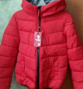 Куртка подростковая  р. 42-44
