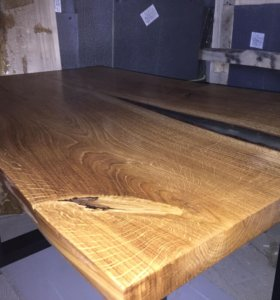 Стол кухонный - столешница дуб