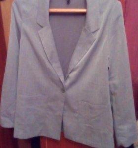 Новый Серый пиджак