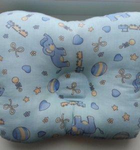 Подушка анатомическая KIDS COMFORT