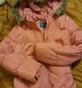 Куртка детская! Зимняя!