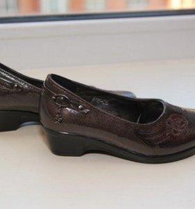 Новые праздничные туфельки