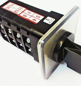 Кулачковый переключатель ПК16-12И4020