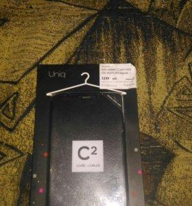 Чехол, кейс книжка с 2 для Lumia EOS 1020 PC/PU че