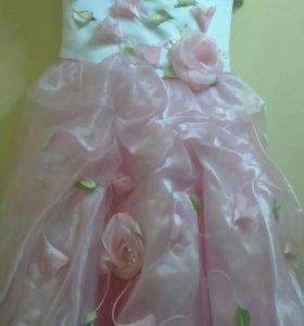 Платье принцессы..