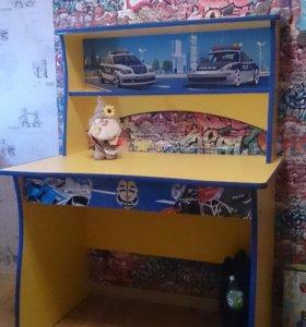 """Продам письменный стол """"Полиция"""""""