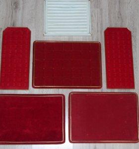 Дисплеи/планшеты  для ювелирных изделий